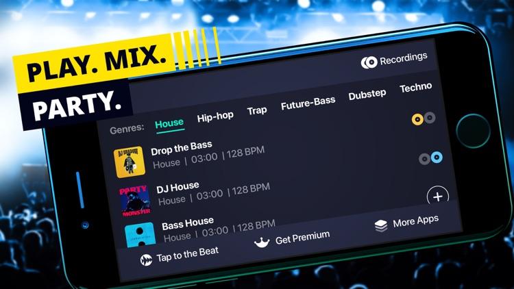 Tap & Mix: DJ Games and Mixer screenshot-4