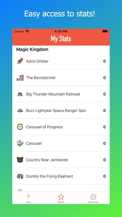Magic Stats for Disney World 3