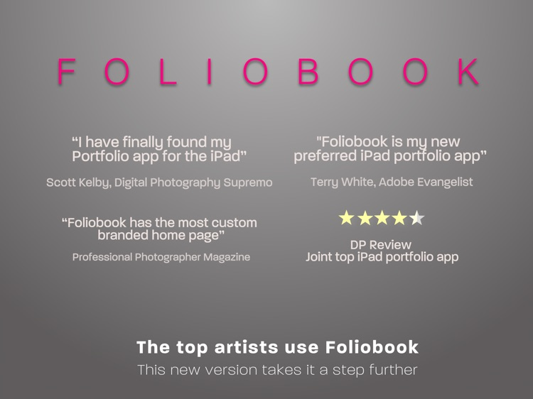 Foliobook 4 screenshot-3
