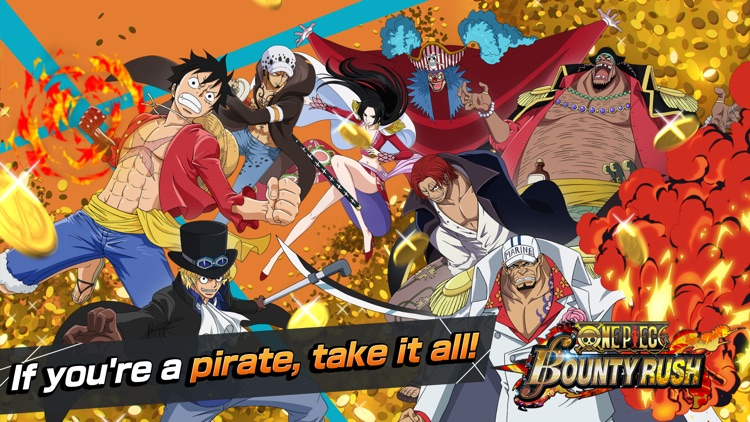 ONE PIECE Bounty Rush screenshot-0