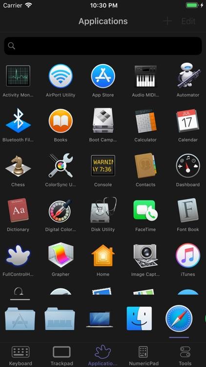 FullControl: Remote for Mac screenshot-3