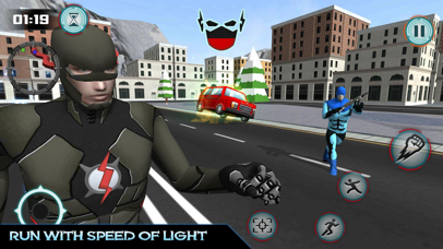 Immortal SuperHero City War screenshot 2