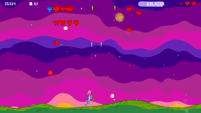 Screenshot Glorkian Warrior - GameClub