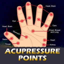 Acupressure Body Points [YOGA]