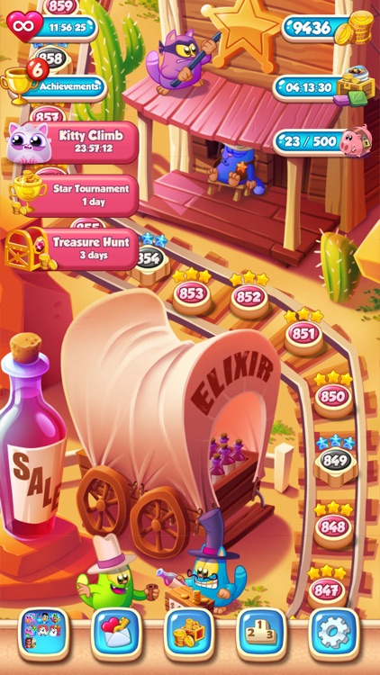 Cookie Cats Blast screenshot-0