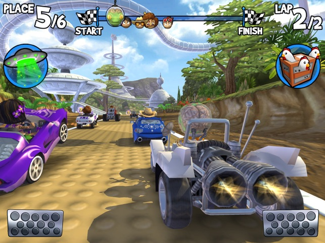 Beach Buggy Racing on the App Store