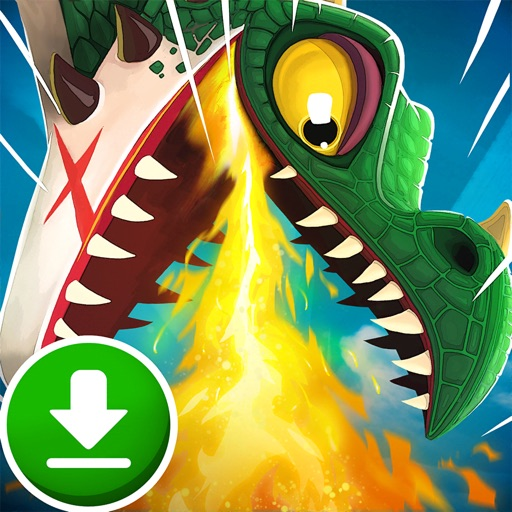 Hungry Dragon ™ iOS Hack Android Mod