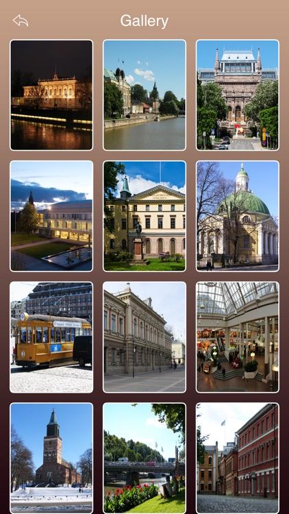 Turku Tourism Guide screenshot-4