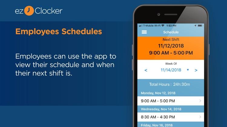 ezClocker: Employee Time Track screenshot-6