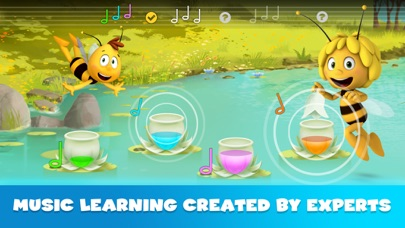 Maya The Bee: Music Academy free Resources hack