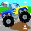怪物卡车游戏 !