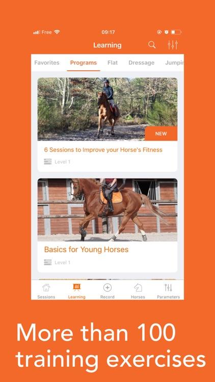 Equisense, progress in riding screenshot-0