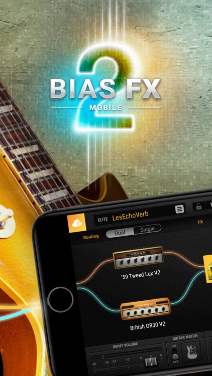BIAS FX 2 - #1 Guitar Tone App screenshot-0