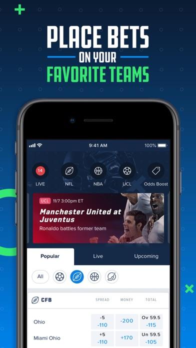 FanDuel Sportsbook & Casino screenshot 3