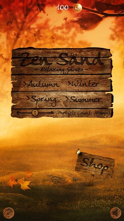 Zen Sand: Relaxing Games