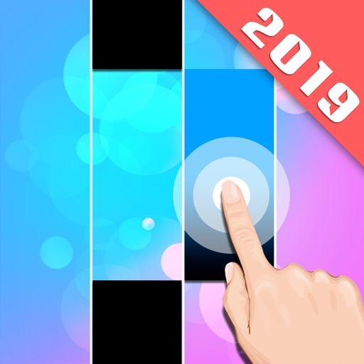 Piano Music Tiles: Pop Songs by Haishan Li