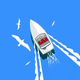 Traffic Run : Pick Me Up Boat