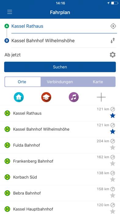 NVV Mobil screenshot two
