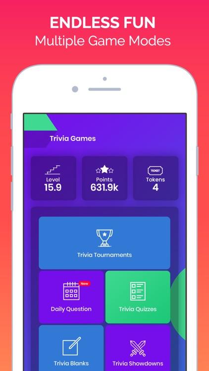 TriviaHub: Daily Trivia Games