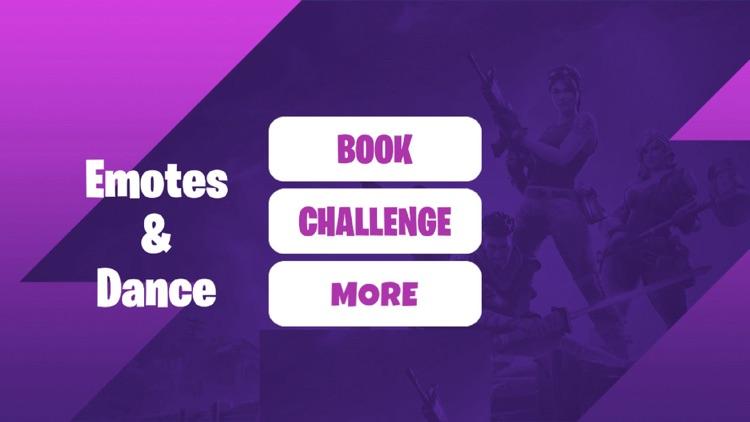 Emotes and Dances Challenge