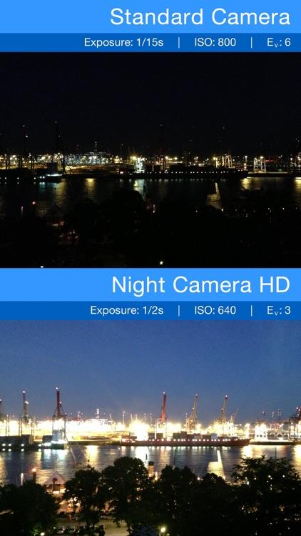 Night Camera HD screenshot-3