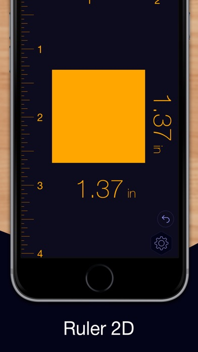 定規 じょうぎ Ruler+ 測定 Tape Measureのおすすめ画像8