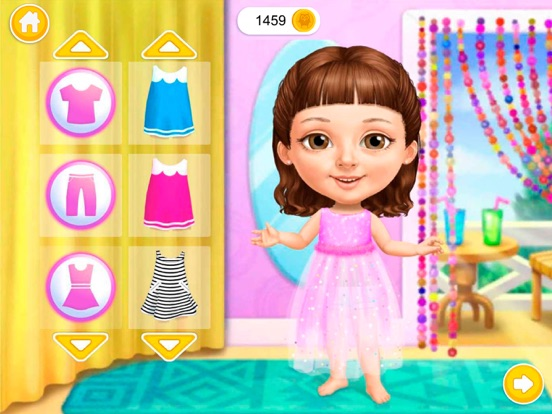 Sweet Baby Girl Cleanup 5 для iPad