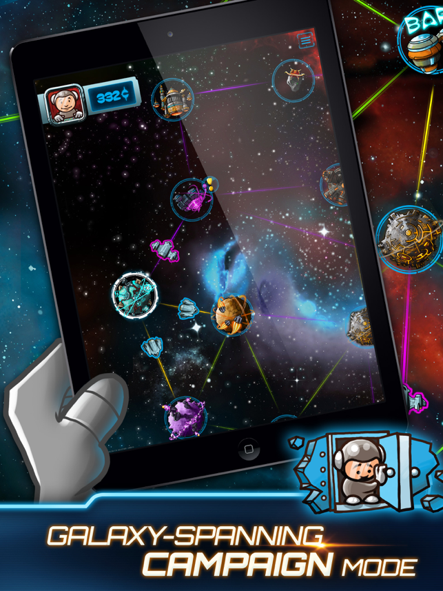 Galaxy Trucker Screenshot