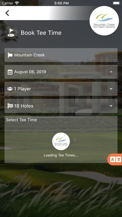 Mountain Creek Golf Resort screenshot-3