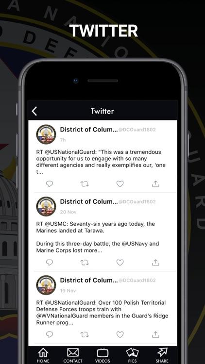 D.C. National Guard screenshot-4