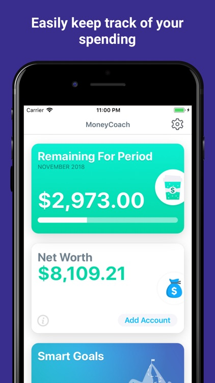 MoneyCoach - Budget & Money