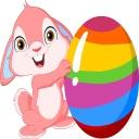 Easter Stickers & Emojis