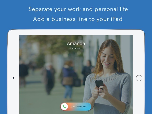 Line2 - Second Phone Number on the App Store
