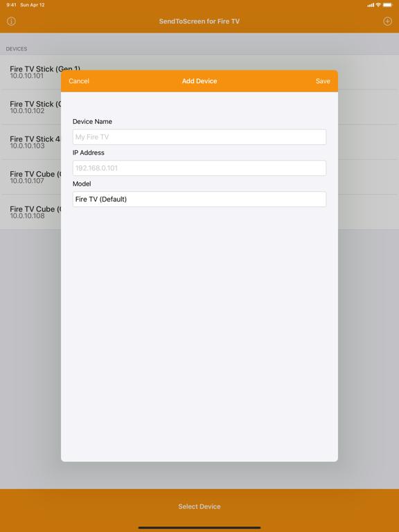 SendToScreen for Fire TV screenshot 7