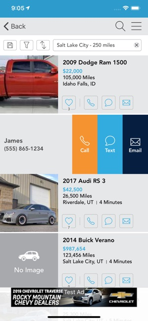 KSL Classifieds on the App Store