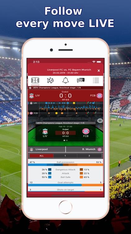 Sports News - FC Bayern ed. screenshot-3