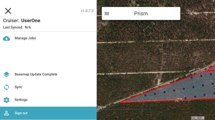 Lim Geomatics Prism