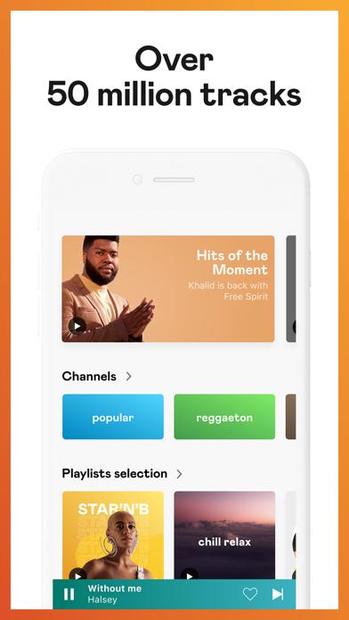 download Deezer: Music & Podcast Player indir ücretsiz - windows 8 , 7 veya 10 and Mac Download now