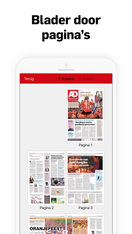 AD - Digitale krant screenshot-5