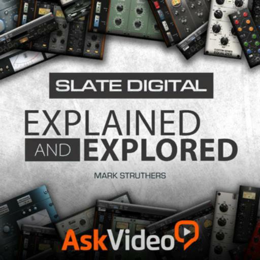 Slate Digital Course By AV 101 for Mac