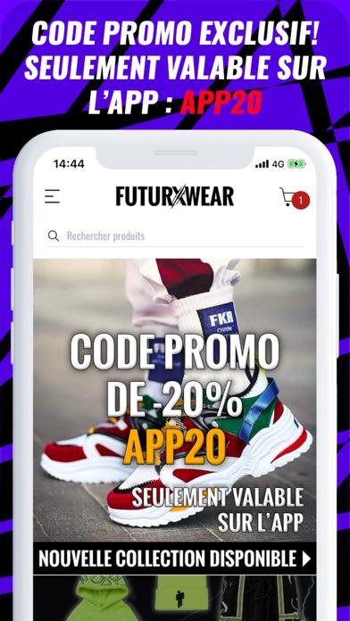 cancel FuturXwear app subscription image 1