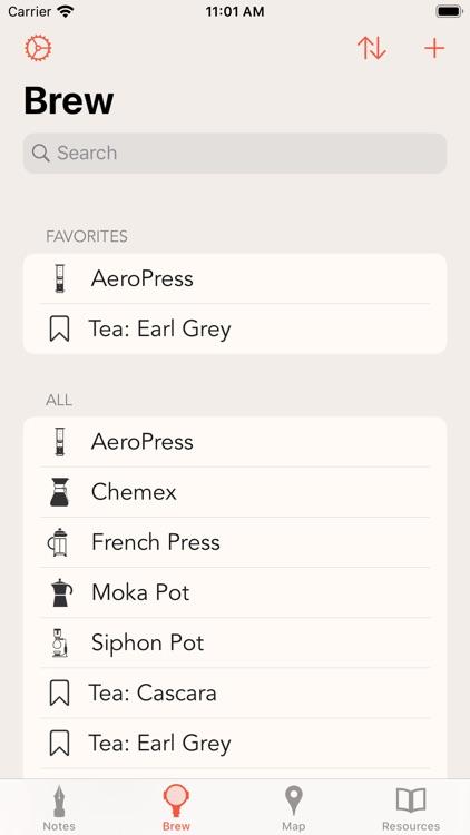 Press Coffee screenshot-4