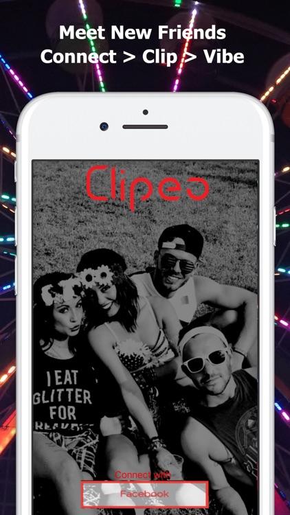 Clipeo - meet new friends