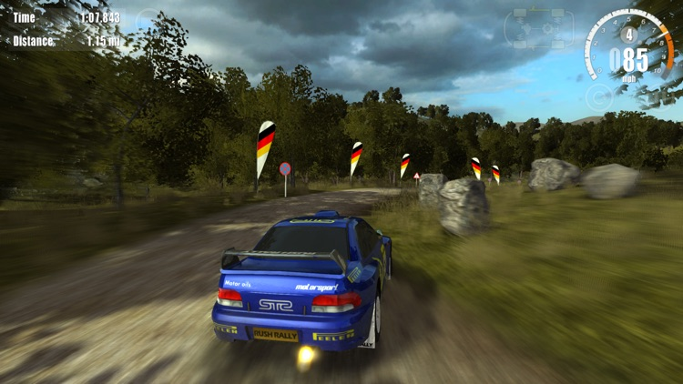 Rush Rally 3 screenshot-2