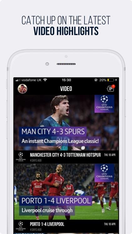 Krowd9 Football Scores & News screenshot-5
