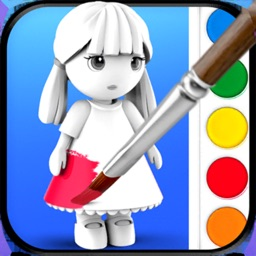 ColorMinis Kids-Color by Shape