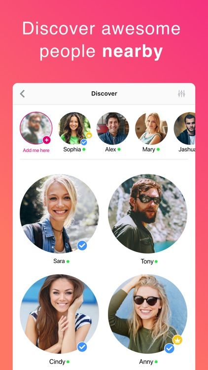 Waplog -Dating app. Chat. Meet screenshot-3