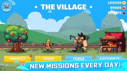 Hair Dash-Hero Battle screenshot 3