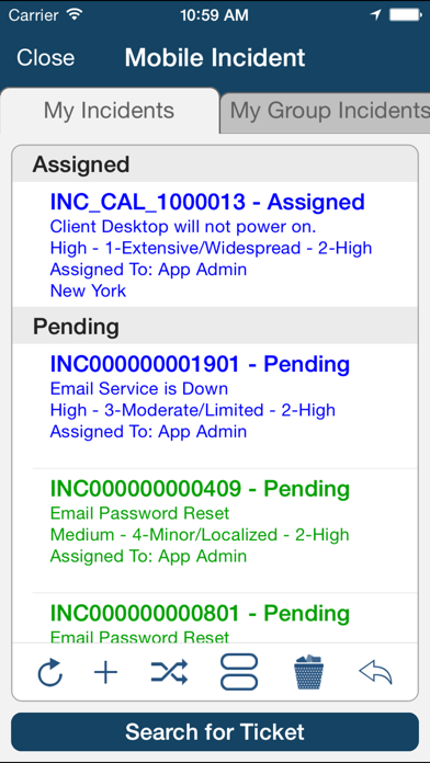 Mobile Reach screenshot two