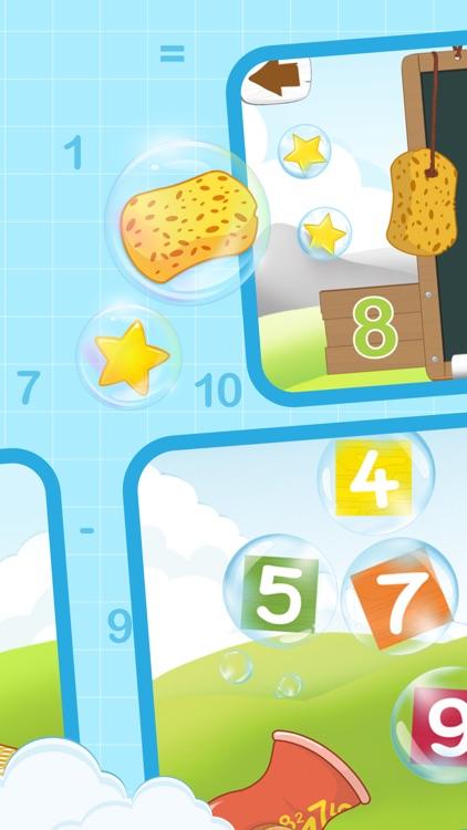 Números para niños en español screenshot-3